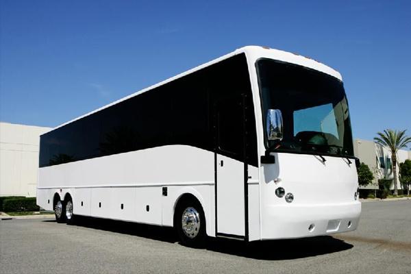 50 Person Charter Bus Service Philadelphia