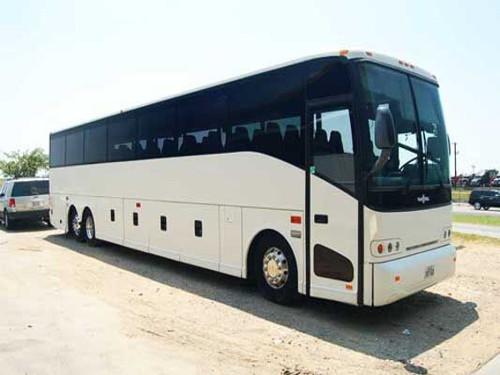 Philadelphia 56 Passenger Charter Bus